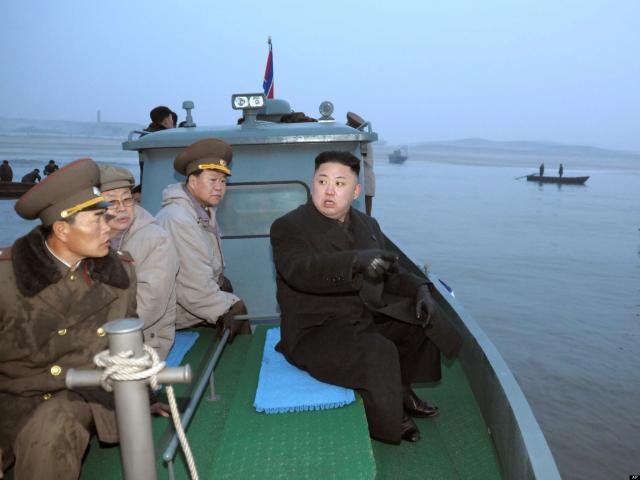 la capitaine du jour : Kim Ex Jong-Un Killer